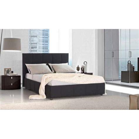 tete de lit design lits chambre literie lit coffre design romeo couchage