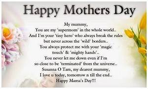 Happy Mother's Day 2017 WhatsApp Status Quotes | NewSmsFree