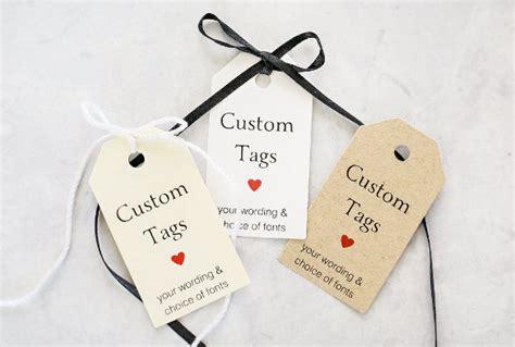 favor tag templates  sample  format