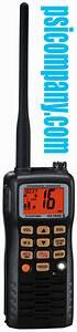 Standard Horizon Discontinued Hx760s Portable Vhf Radio