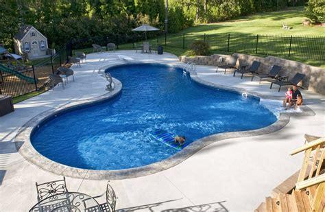 Backyard Pools By Design by 19 Best Backyard Swimming Pool Designs