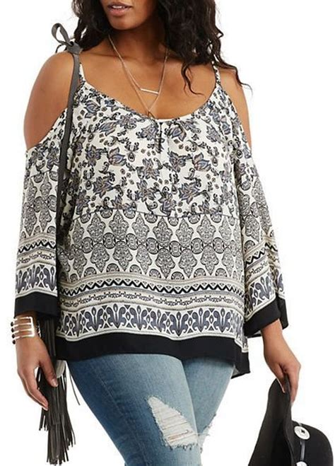 Plus size boho outfit style 31 - Fashion Best