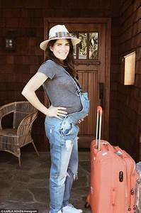 Karla Souza shares first photo of her newborn daughter ...