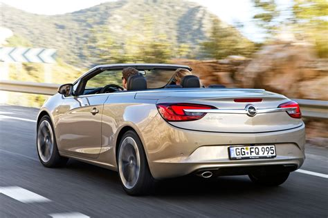 Opel Cascada 2018 Pictures Opel Cascada 2018 Images 32