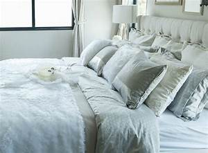 bedroom essentials 11 items to lose for a good night39s With decorative throws for beds