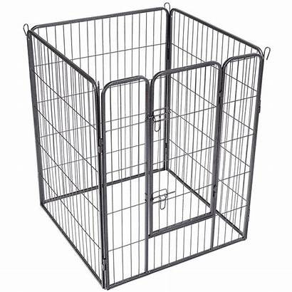 Duty Heavy Playpen Dog Pet Metal Fence