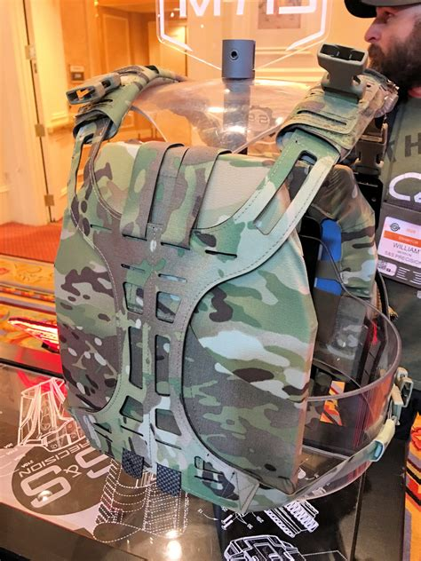 ss precision chest rig modular cr  tactical armor plate carrierrhodesian chest rig