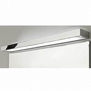 Bad Und Spiegelleuchten : extra lange spiegellampe in chrom f r edles design im bad tallin 1200 ~ Michelbontemps.com Haus und Dekorationen