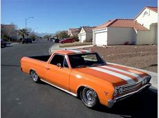 Purchase used 1967 Chevrolet El Camino Custom in North Las