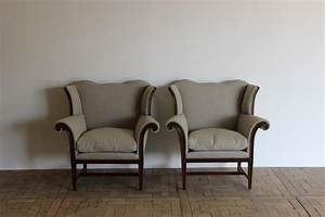 Fine Pair Of 1940s Armchairs Furniture