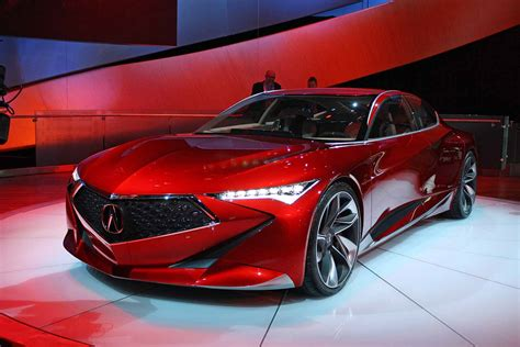 Acura Precision Concept 2020 by Acura Precision Concept Looks Even Hotter Than The Nsx