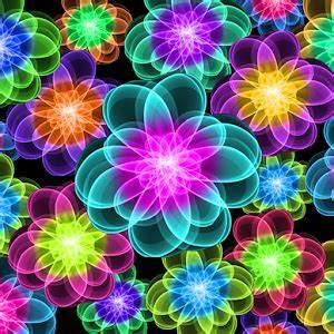 Bright Flower Wallpaper