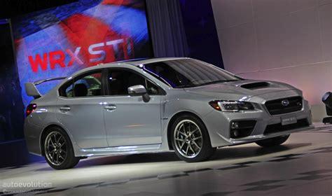 2015 Subaru Wrx And Sti