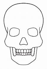 Dead Skull Template Mask Sugar Better sketch template