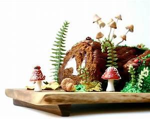 Decoration Pour Buche De Noel : d coration b che de no l un dessert authentique ~ Farleysfitness.com Idées de Décoration