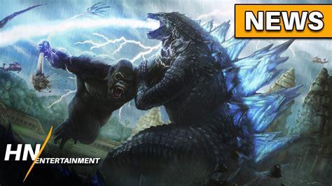 Godzilla Vs Kong Gets New Release Date