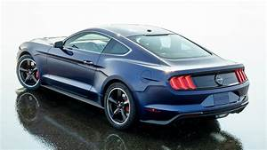 2019 Ford Mustang Bullitt Kona Blue - Wallpapers and HD Images | Car Pixel