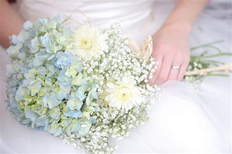 Image: hydrangea wedding boquetWeddings LoveToKnow