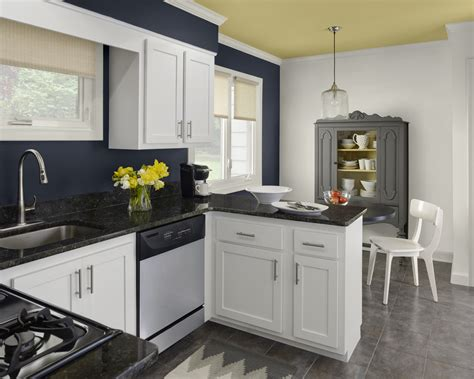 small white kitchen island these kitchen color schemes would you midcityeast