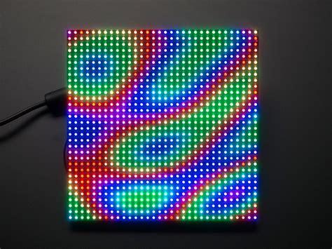 rgb led matrix panel mm pitch physical computing lab