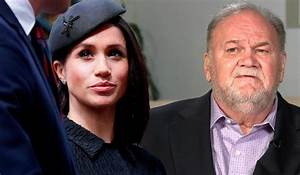 Meghan Markle 'Cut All Ties' With Her Dad After Revealing ...