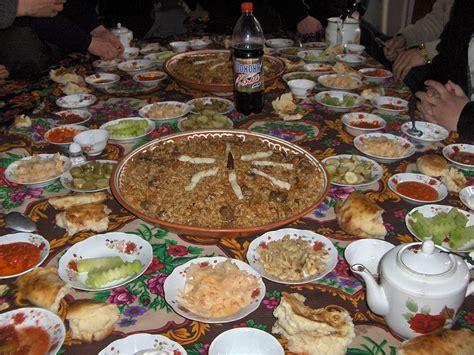 photo de cuisine tajik cuisine