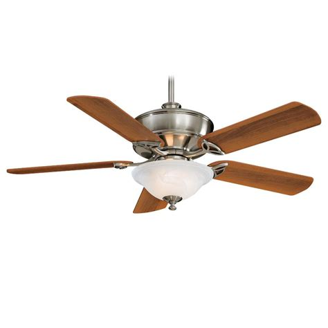 remote control for ceiling fan and light minka aire f620 bn bolo brushed nickel 52 quot ceiling fan w