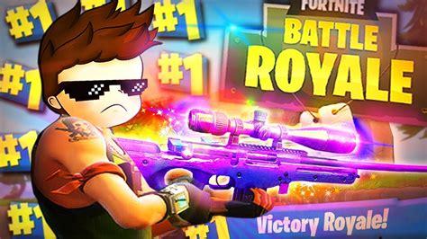 die beste sniper im spiel fortnite battle royale