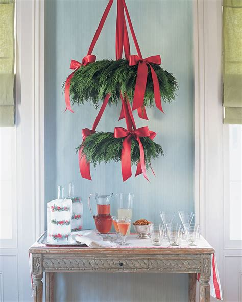 unique christmas ceiling decorations ideas