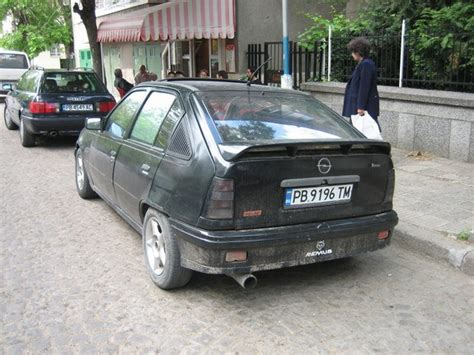 Opel Bg by Basilio Bg 1992 Opel Kadett Specs Photos Modification