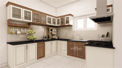 Kitchen Interior Design by Kerala Kitchen Interior Design Images Gallery