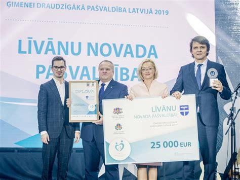 Līvānu novada pašvaldība iegūst titulu