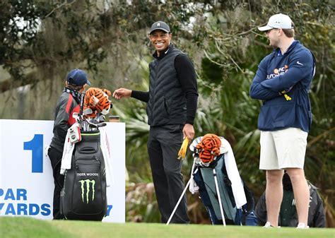 Are Tiger Woods and Tony Gonzalez Friends?