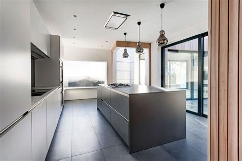 Contemporary Island Lights by Modern Home With Layout 4 Views In Hshire