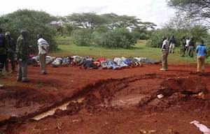 Kenya massacre: Al-Shabaab vows more 'ruthless attacks ...