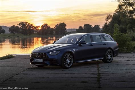 Explore vehicle features, design, information, and more ahead of the release. 2021 Mercedes-Benz E63 S AMG Estate - Dailyrevs