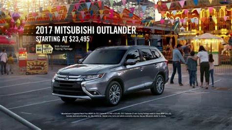 Mitsubishi Outlander Commercial Song by 2017 Mitsubishi Outlander Tv Commercial Everything Song