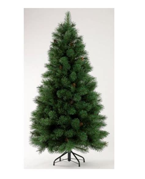 best artificial trees medium sized tree homebase 5ft green spruce goodtoknow