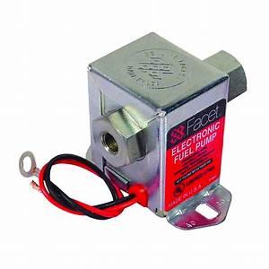 Facet 40104 Road Cube Fuel Pump 2 0
