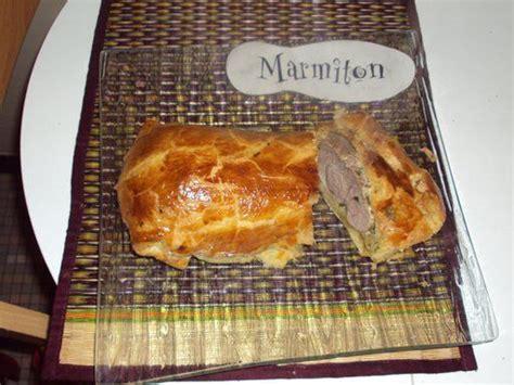 marmiton recette cuisine filet mignon 17 meilleures idées à propos de filet mignon en croute sur