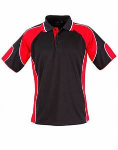 Impact Gear, Alliance Polo shirt, Cool Dry breathable ...