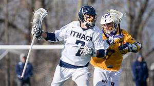 Men's lacrosse takes down Nazareth College 10–6   The Ithacan
