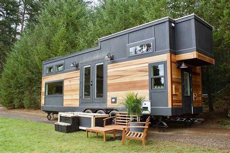 Tiny Home, Big Outdoors By Tiny Heirloom  Tiny Living
