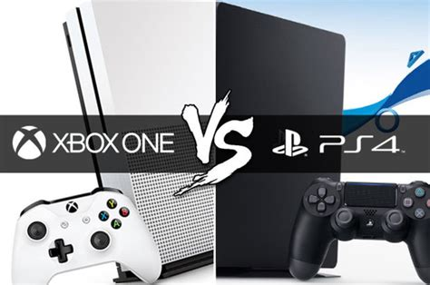 ps4 console vs xbox one ps4 vs xbox microsoft s new pass could see sony