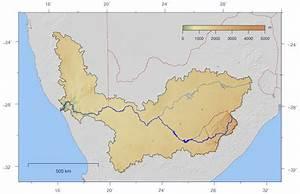 Orange River Map