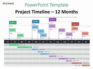 example of project timeline template for powerpoint With ms powerpoint timeline template