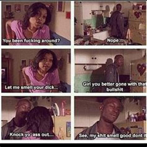 Baby Boy Movie Memes - you see me watch on pinterest movies horror movies and love and basketball