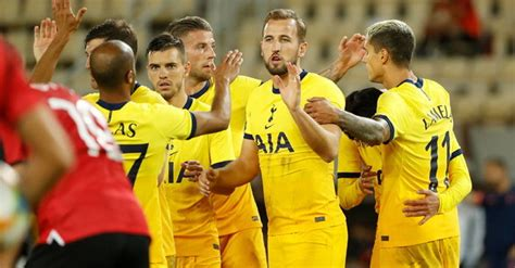 สเปอร์ส บุกอัด ชเคนดิยา 3-1 ลิ่วเพลย์ออฟยูโรป้าลีก ...