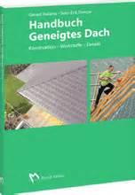 Handbuch Geneigtes Dach by Handbuch Geneigtes Dach