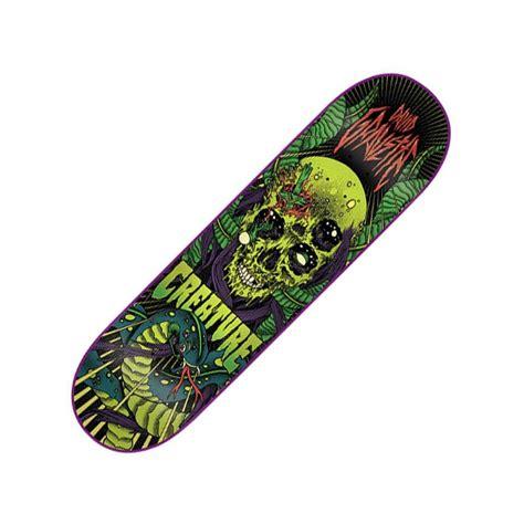 creature skateboard decks uk creature skateboards gravette cruise serpent skateboard